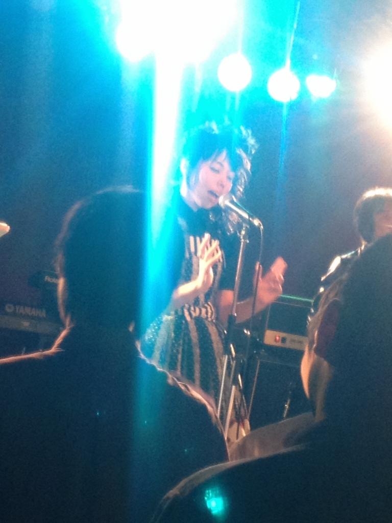 B.I.A.Live 1st.にて